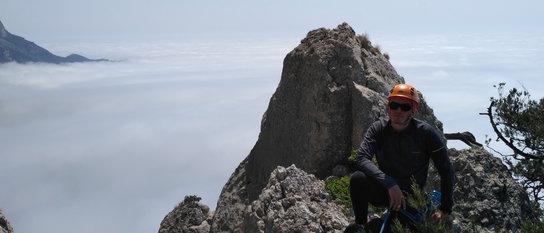 Альпинистский Крым. 2 смена. Весна 2019