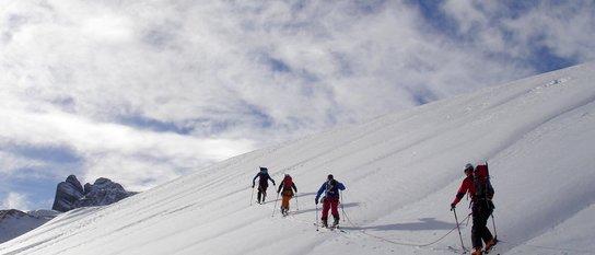 Ски-тур. Апрель 2020. Приэльбрусье