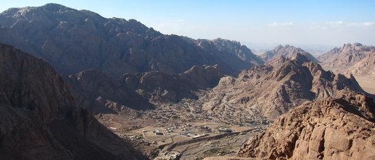 Скальный альпинизм в Синае. Март 2020