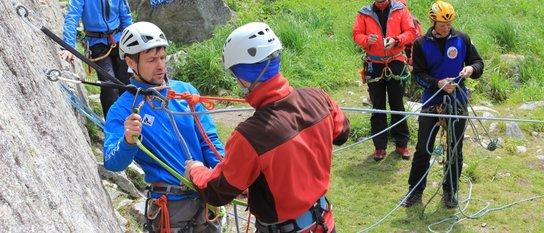 Центральная школа инструкторов альпинизма 2018