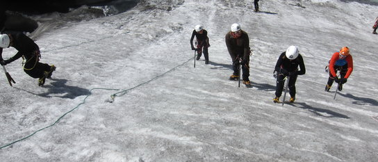 Снежно-ледовые занятия. Москва