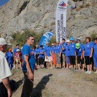 Международные соревнования ветеранов альпинизма и скалолазания. Чемпионат РФ в скальном классе