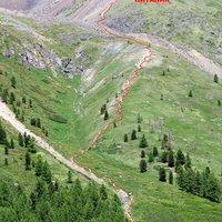 4-й этап Кубка России, скайраннинг-вертикальный километр