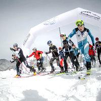 Чемпионат Москвы по ски-альпинизму в Красной Поляне и гонка Альпиндустрия - Альпика 2.0