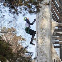 Чемпионат России по альпинизму ледолазание-трудность, ледолазание-скорость