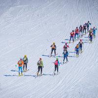 6 этап Кубка России (заключительный) по ски-альпинизму
