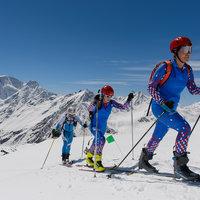 4 этап Кубка России по ски-альпинизму, заключительный, сезон 2016-2017 гг.