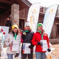 1 Этап Кубка России, скайраннинг - вертикальный километр