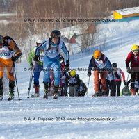 Чемпионат России, Первенство России по ски-альпинизму, 3 этап Кубка России