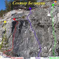 1-ый Этап Кубка России по альпинизму в скальном классе