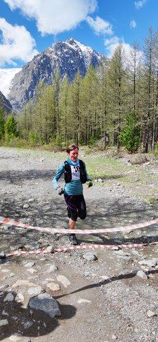 В Актру завершился 4 Этап Кубка России по скайраннингу - гонка.