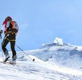 Всероссийские соревнования по ски-альпинизму на Камчатке