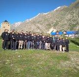 В Безенги проходит Центральная школа инструкторов альпинизма