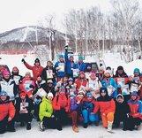 Cки-альпинизм на Камчатке