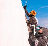Чемпионат и первенство СибФО по ледолазанию