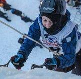 Стартовали чемпионат и первенство России по ледолазанию