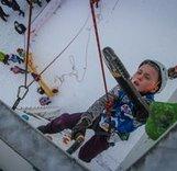 Главные отечественные ледолазные старты сезона финишировали в городе Кирове