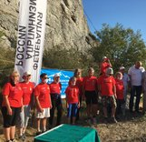 Чемпионат среди ветеранов альпинизма и скалолазания в Судаке завершился