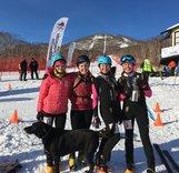 Итоги чемпионата России, третий день,ски-альпинизм-командная гонка
