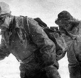 Альпинисты на пути к Великой Победе