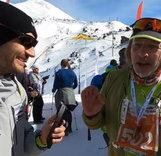 Live-видео о втором дне Кубка Победы. Red Fox Elbrus Race