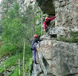 Требуется опытный инструктор альпинизма
