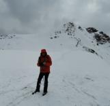 Изучение альпинистских возможностей вершин хребта Габулу в Архызе