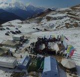Открытие чемпионата России по альпинизму