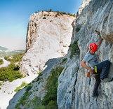 Скальный альпинизм в Крыму