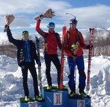 Чемпионат России по ски-альпинизму 2017