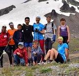Камчатские ски-альпинисты провели летние сборы на Авачинском перевале