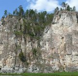 Подготовка скальных маршрутов в районе г. Нижний Тагил Свердловской области
