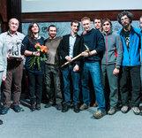 Золотой ледоруб России 2014