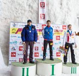 Сборная России по ледолазанию и ски-альпинизму на сезон 2017-2018 гг.