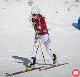 Екатерина Осичкина  победила на этапе Кубка мира по ски-альпинизму