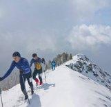 Чемпионат СФО по альпинизму в дисциплине скайраннинг – вертикальный километр  Забег на пик Любви«Козерог 2018»
