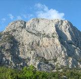 Второй этап Кубка России по альпинизму в скальном классе прошел в Крыму.