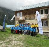 В Безенги проходит Центральная школа инструкторов альпинизма 2018