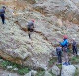 Стартовала Центральная школа инструкторов альпинизма в Безенги