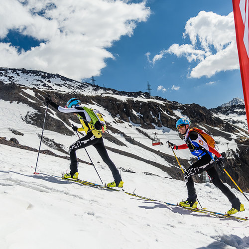 Открытие Red Fox Elbrus Race 2017