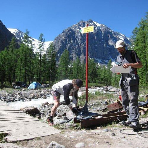 Отчет по улучшению горной инфраструктуры в Актру