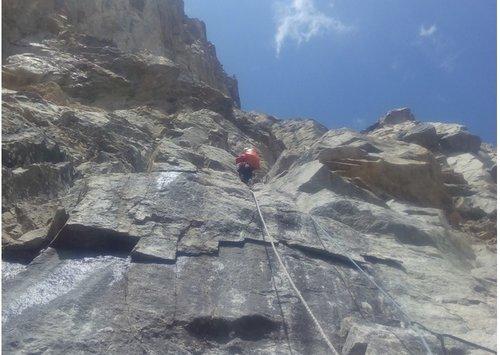 Итоги Чемпионата ЮФО и СКФО по альпинизму, класс высотно-технический
