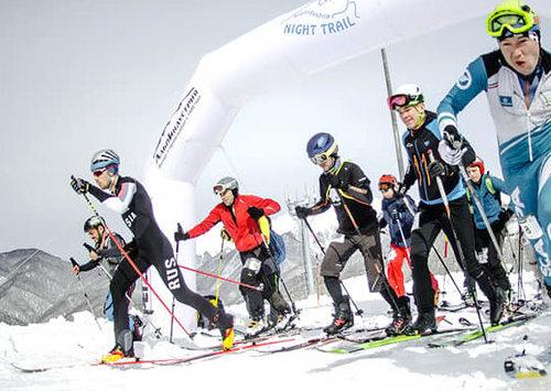 Чемпионат Моcквы по ски-альпинизму 2020