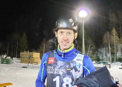 Мастер спорта международного класса по альпинизму