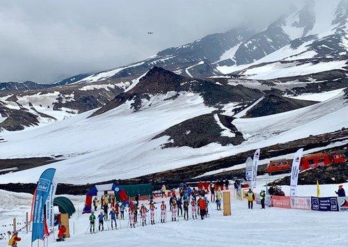 6-ой, заключительный этап Кубка России по ски-альпинизму 2021