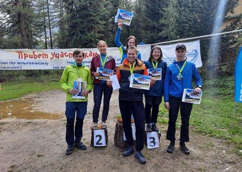 Итоги V Этапа Кубка России, скайраннинг - вертикальный километр в Актру