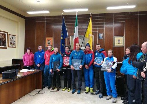 Завершился чемпионат Европы по ски-альпинизму в Италии